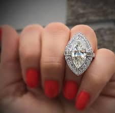 art deco engagement rings designers u0026 diamonds