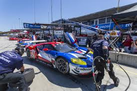 mazda site ford chip ganassi racing gtlm team returns to site of breakthrough