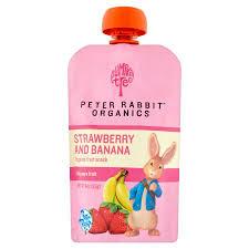 rabbit organics reviews pumpkin tree rabbit organics strawberry and banana organic