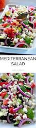 mediterranean salad recipe add a pinch