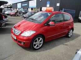 used mercedes benz a class avantgarde se 3 doors cars for sale