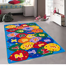 Abc Area Rugs Abc Area Rug Educational Alphabet Letters