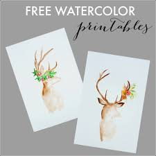 handmade watercolor cards christmas watercolor cards christmas lights decoration