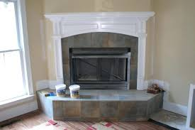 Fancy Fireplace by Fancy Design Ideas Slate Tile Fireplace Surround 9 Decoration With