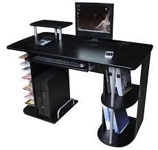computer desk with tower storage kit4en com
