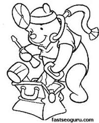 free printable coloring pages kids bears