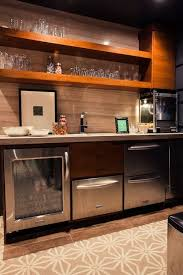 Basement Office Design Ideas Basement Bar Floating Shelves Nice Home Office Design A Basement
