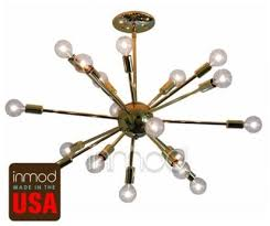 Sputnik Ceiling Light Amazing Of Sputnik Ceiling Light Atomic 18 Lights Arms Sputnik