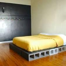 Diy Bed Frame Ideas Diy Bed Frame 16 You Can Make Yourself Bob Vila Cinder Block