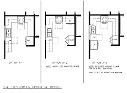 10x10 kitchen floor plans creative 10 10 kitchen layout best kitchen floor plans images