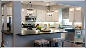 lights above kitchen cabinets ambient lighting above kitchen cabinets kitchen lighting design