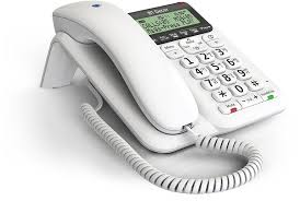 bt décor 2500 corded telephone with answer machine amazon co uk