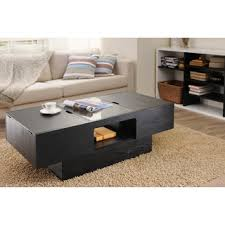 long black coffee table coffee tables ideas awesome storage coffee tables uk large storage