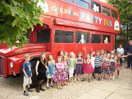 double decker party bus the fuzzy duzzy party bus u0026 farm u2013 dacorum fast kids u2013 medium