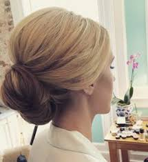bridal hair bun 9 best communion hair images on bridal