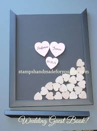 guestbooks for weddings 44 best framed hearts alternative wedding guestbook images on