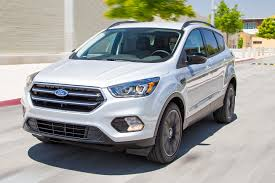 2017 ford escape se 1 5 awd first test review