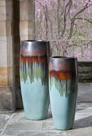 Cheap Tall Planters by The 25 Best Tall Planters Ideas On Pinterest Outdoor Potted
