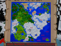 World Map Biomes by Packeranatic U0027s Profile Member List Minecraft Forum