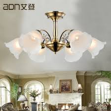 Chandeliers For Living Room Buy Aydin Simple European Pastoral European Chandeliers Ceiling