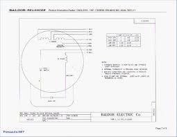 astonishing baldor motor wiring diagrams single phase pictures