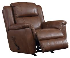 have that class with a leather rocker recliner jitco furniture
