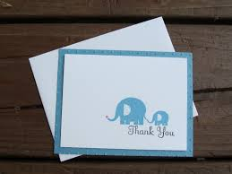 thank you card images elephant thank you cards pink thank you