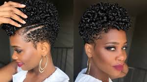 cold wave rods hair styles perm rod set on tapered natural hair in under an hour 1