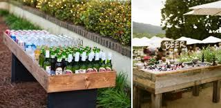 Beer Garden Tables by Beer Garden Ideas For Your Wedding Festivities Alexan Events