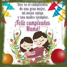 imagenes que digan feliz cumpleaños mami feliz cumpleaños mama parte 1 ツ tarjetas de feliz cumpleaños ツ