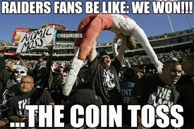 Raiders Fans Memes - nfl memes on twitter oakland raiders fans this season http t co