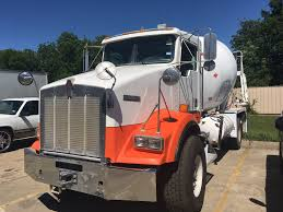automatic kenworth trucks for sale 2008 kenworth mixers 10 5 yard automatic transmissions used mixer