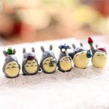 Totoro Home Decor by Aliexpress Com Buy 12pc Set Hayao Miyazaki Series Gnome Toy