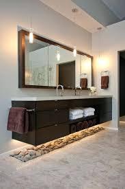 frameless picture hanging vanities hang large frameless bathroom mirror floating bathroom
