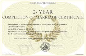 2 year degree 2 year completion of marriage certificate