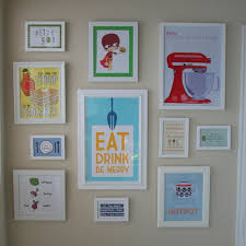 kitchen artwork ideas kitchen decorating ideas wall photo of well wall for