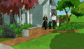 Ideas 4 You Front Lawn Landscaping Ideas To Hide Septic Lids Anyway For You Here Small Yard Landscaping Ideas To Hide Neighbors