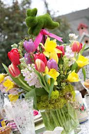 Vase Pour Composition Florale Composition Florale Pour Pâques 23 Idées Déco Pour La Table