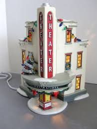 department 56 a story lighted uptown theater by
