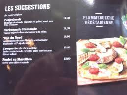 restaurant le bureau seclin menu carte photo de au bureau seclin seclin tripadvisor