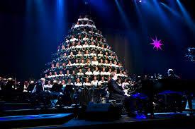 Singing Christmas Tree Lights Forbes Edmonton Singing Christmas Tree Changes So Many Lives