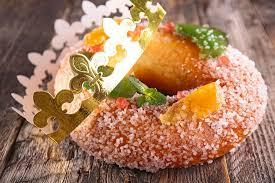 herve cuisine galette des rois recette de la brioche des rois 2018 aux fruits confits