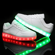 led light up shoes for adults light up led shoes new fashion perfect for gift