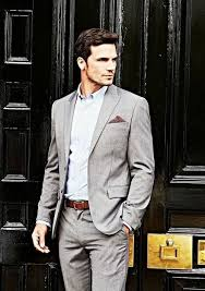 what color shirt with light grey suit this is exactly what i m looking for color is just to the left