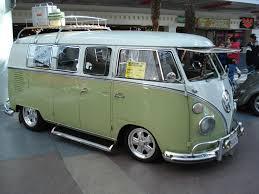 future volkswagen van custom vw bus bus kombis green white custom bus photo link forum