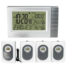 buy digital wireless weather station with indoor outdoor