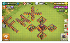 game coc sudah di mod free download clash of clans mod fhx v8 private server in indonesia