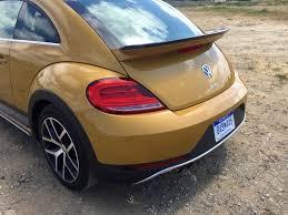 volkswagen beetle white 2016 five first impressions 2016 volkswagen beetle dune