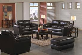 Jackson Leather Sofa Sergio Leather Match Sofa Set Mahogany Jackson Living Room