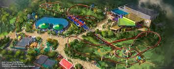 toy story land walt disney world resort